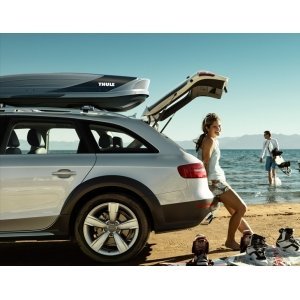 Thule Excellence XT Титан